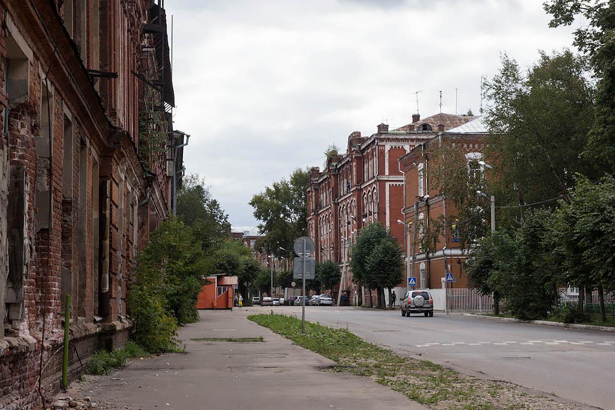 Морозовский городок, Тверь