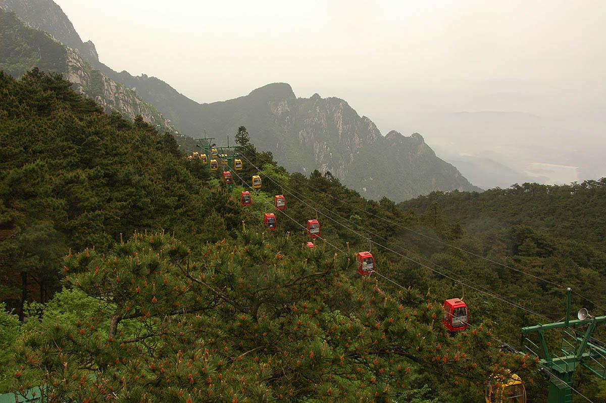 Mount Lushan, Jiangxi, China