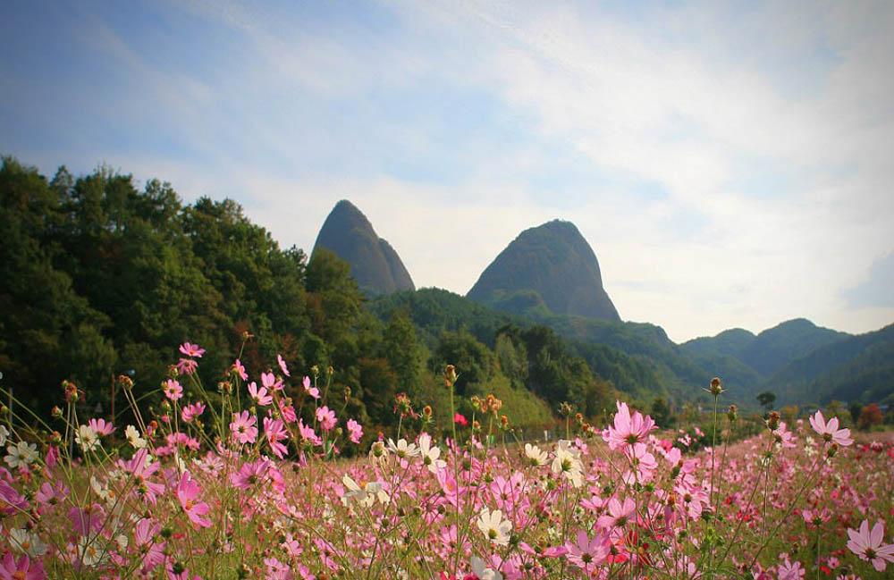 Mount Maisan, South Korea