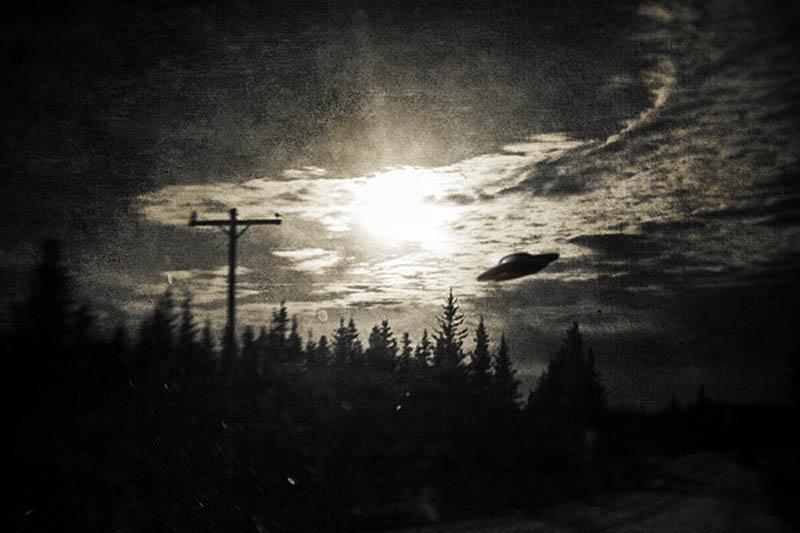 НЛО над Софрино