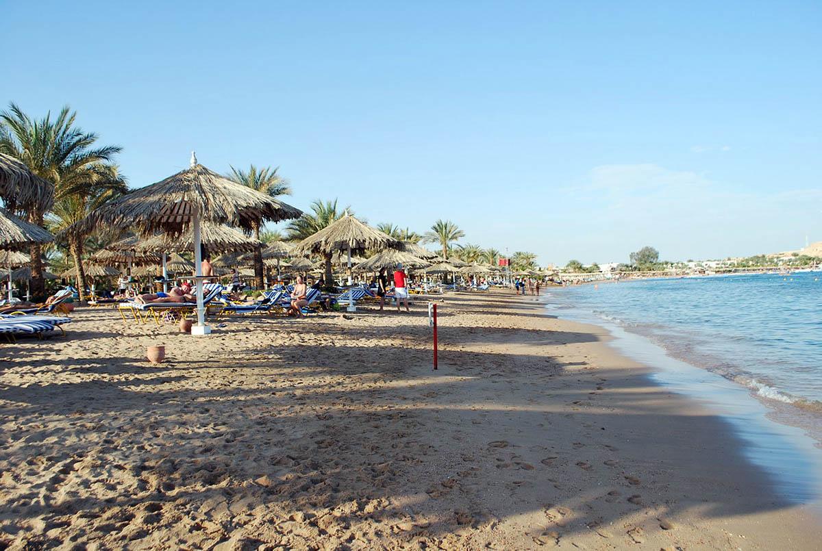 Naama Bay, Scharm El-Scheich