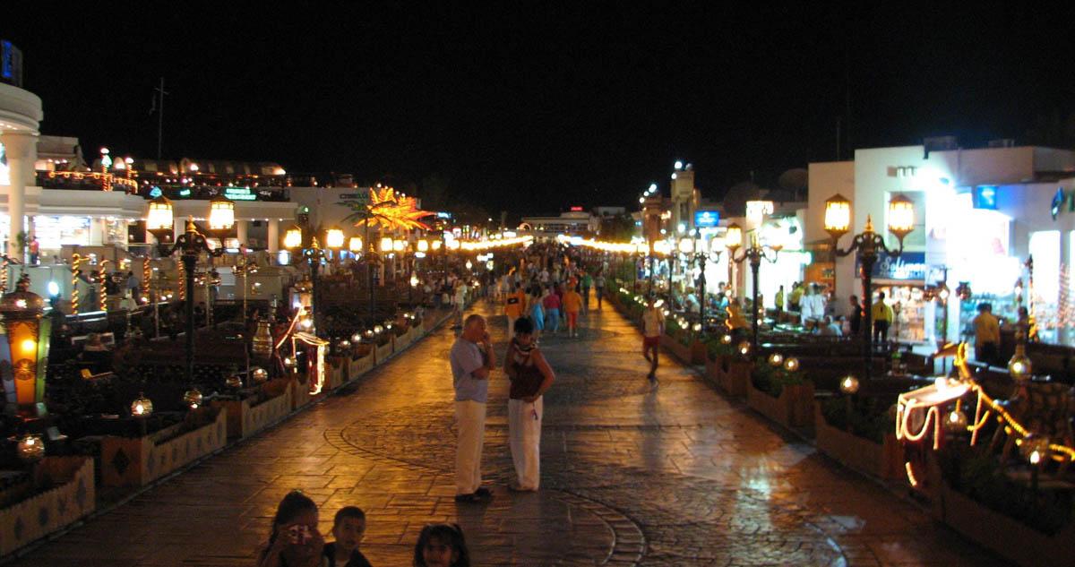 Наама Бэй, Шарм-Эль-Шейх, Египет