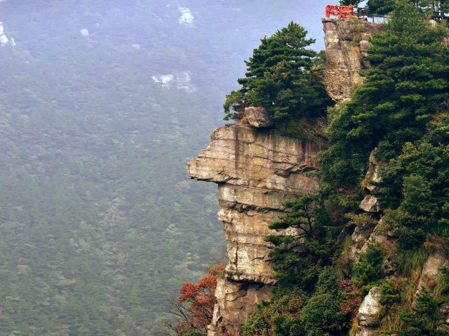 Национальный парк Лушань
