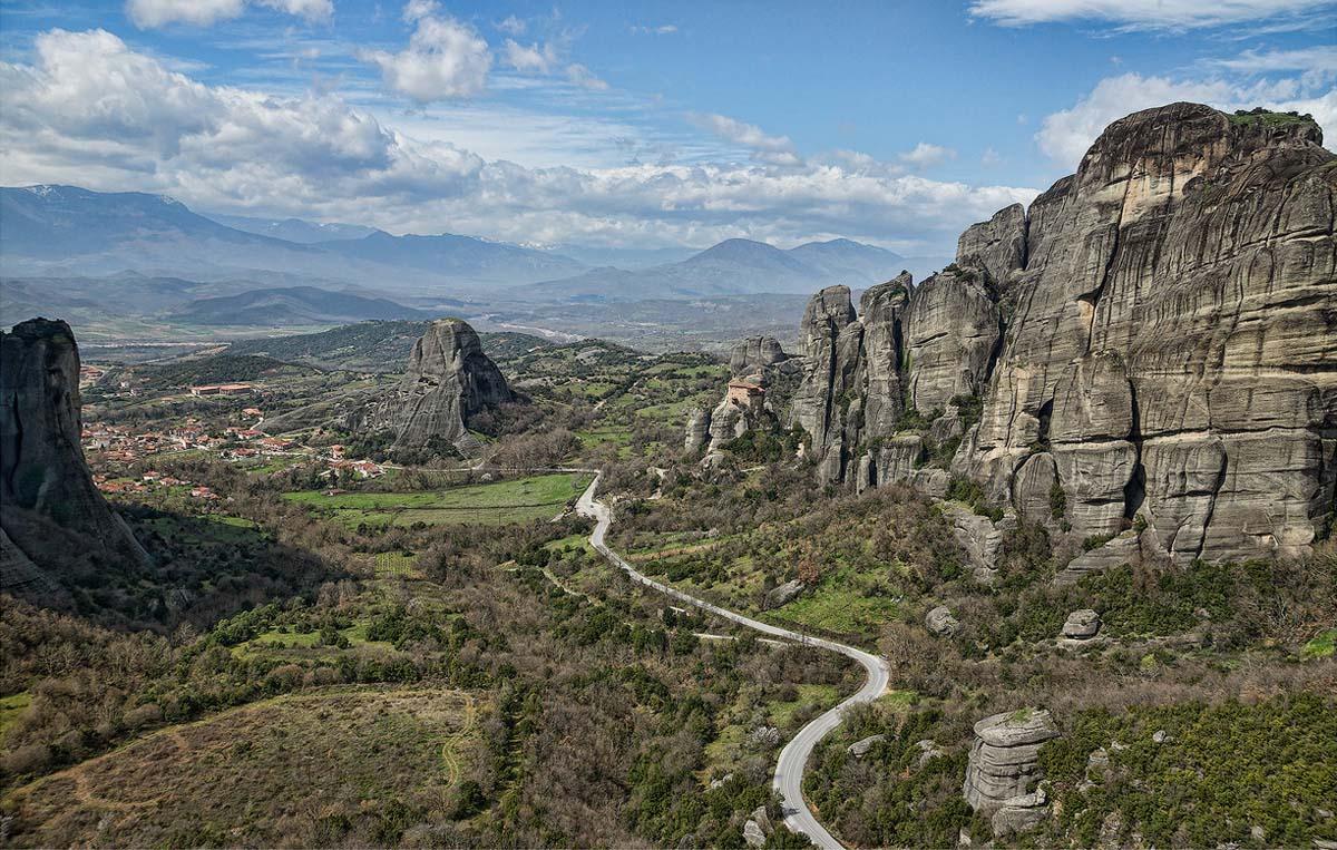 Национальный парк Пинд, Греция