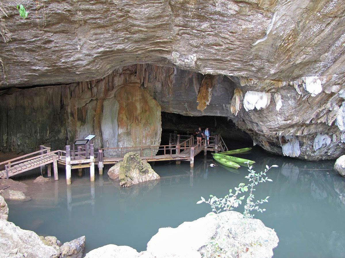Национальный парк Тарутао в Таиланде