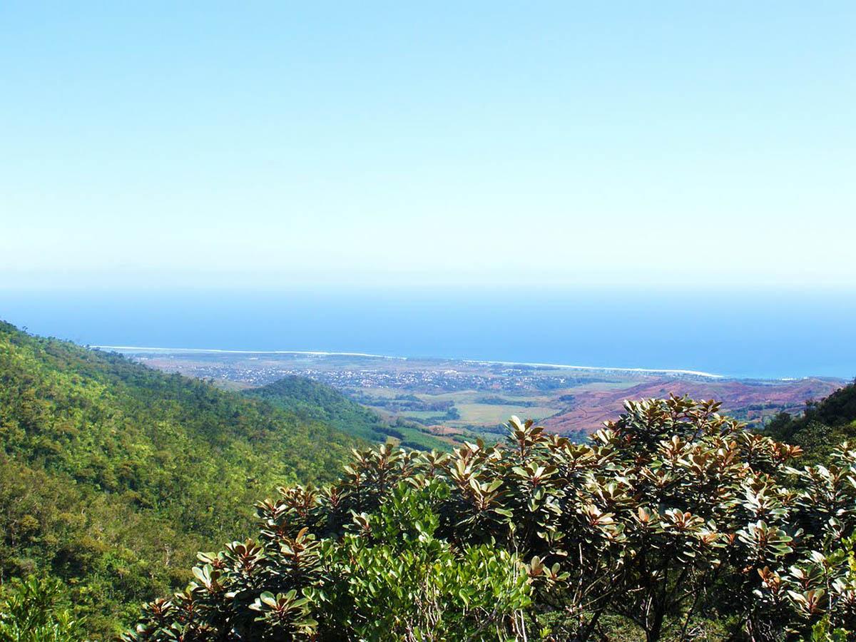 Нацпарк Блэк Ривер, остров Маврикий
