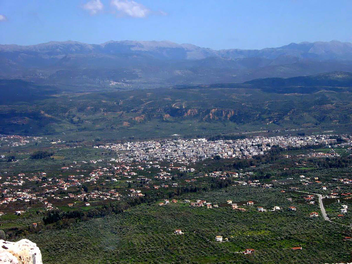 Нацпарк Пинд в Греции