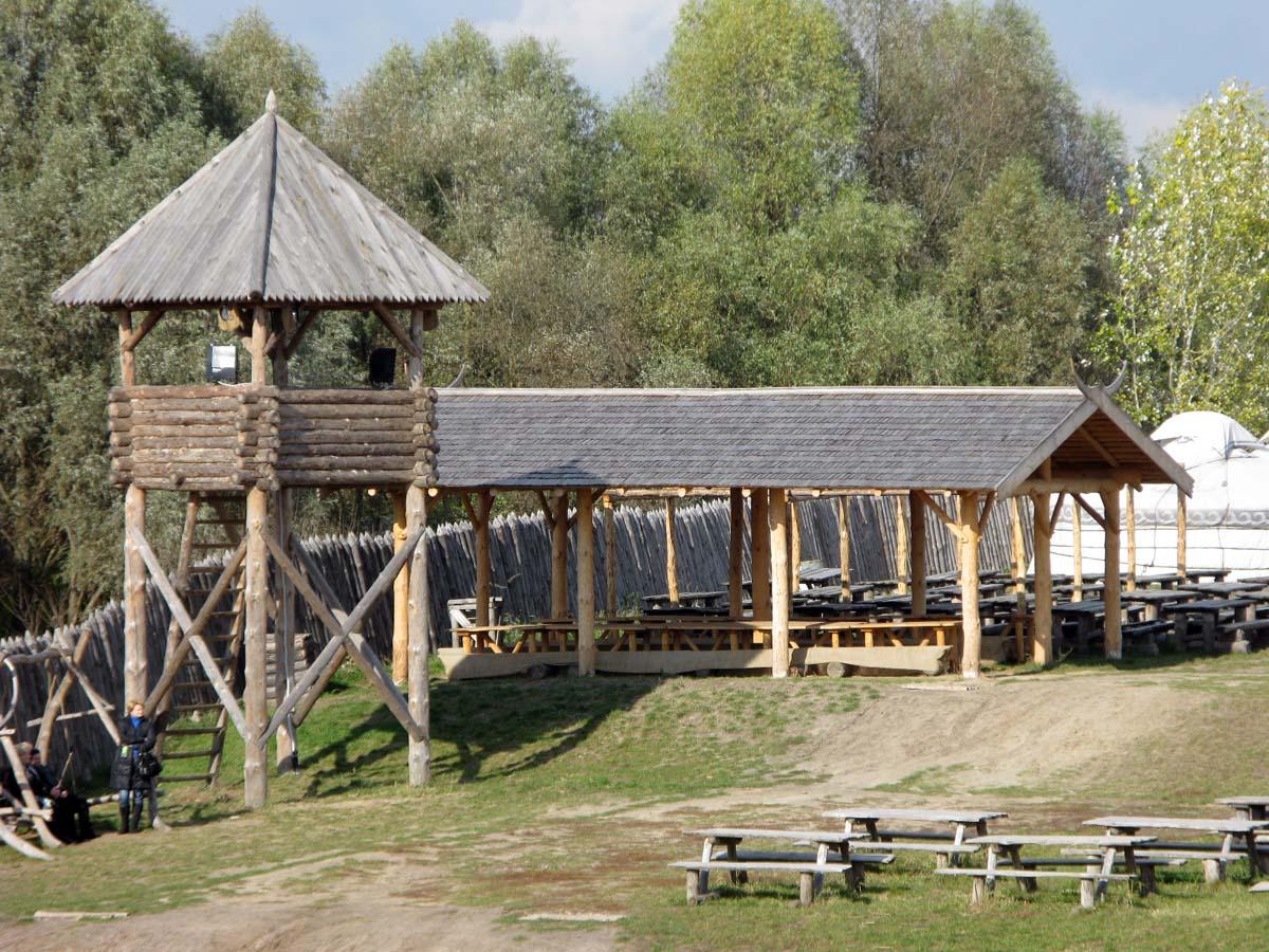 Парк Киевская Русь в Киеве