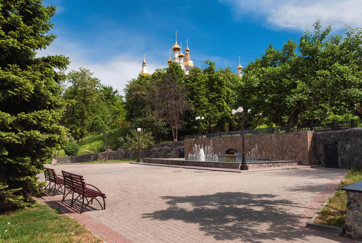 Покровский сквер, Харьков, Украина