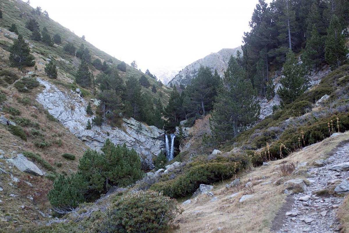 Природный парк Сортени Валли в Андорре