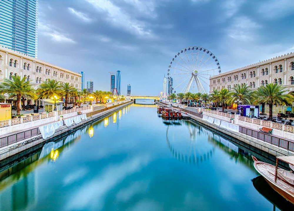 Qant al Qasba, Sharjah, UAE