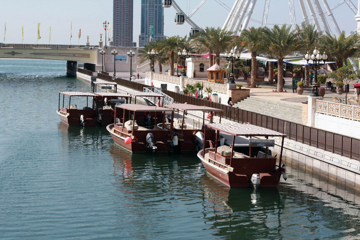 Qant al Qasba in Sharjah, UAE