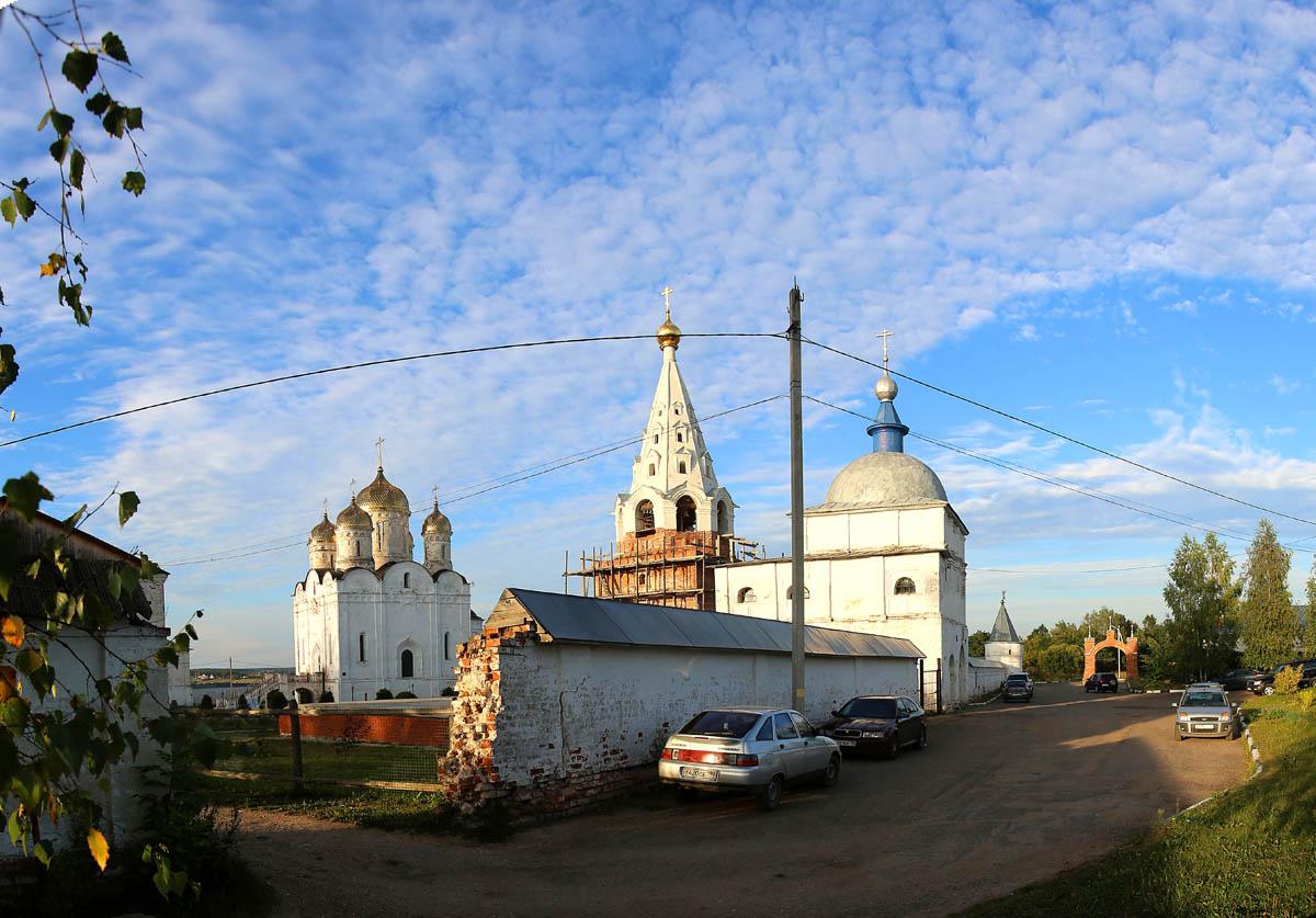 Собор Рождества Богородицы Ферапонтова Лужецкого Можайского монастыря, Красновидово
