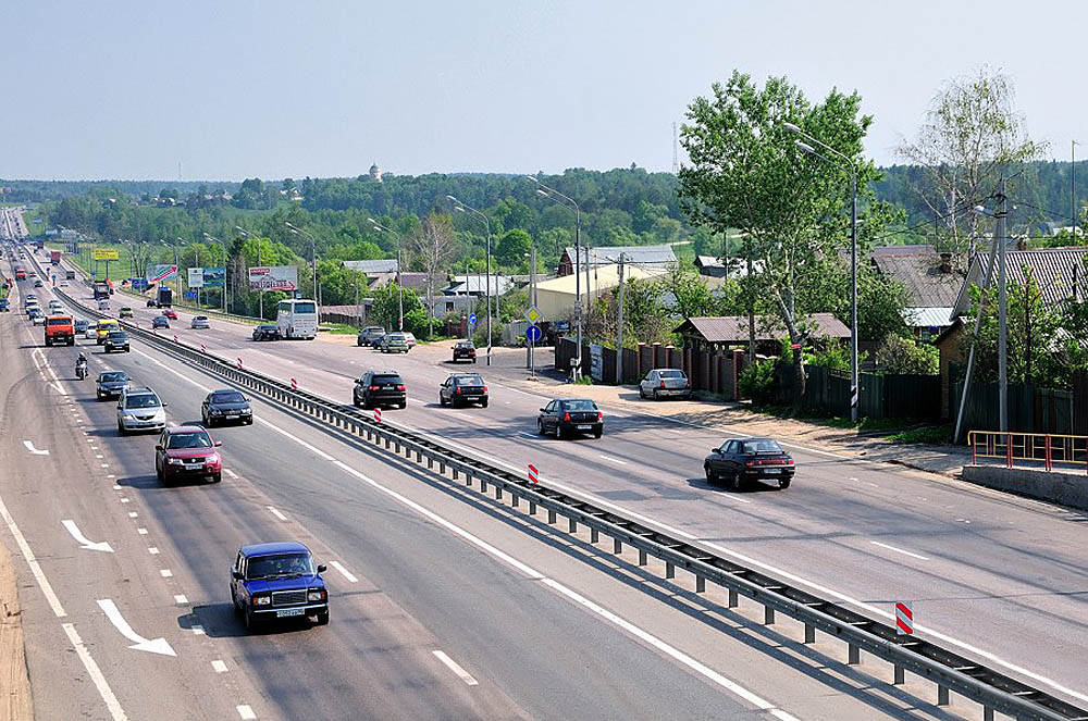 Старо-Ярославское шоссе, Воздвиженское