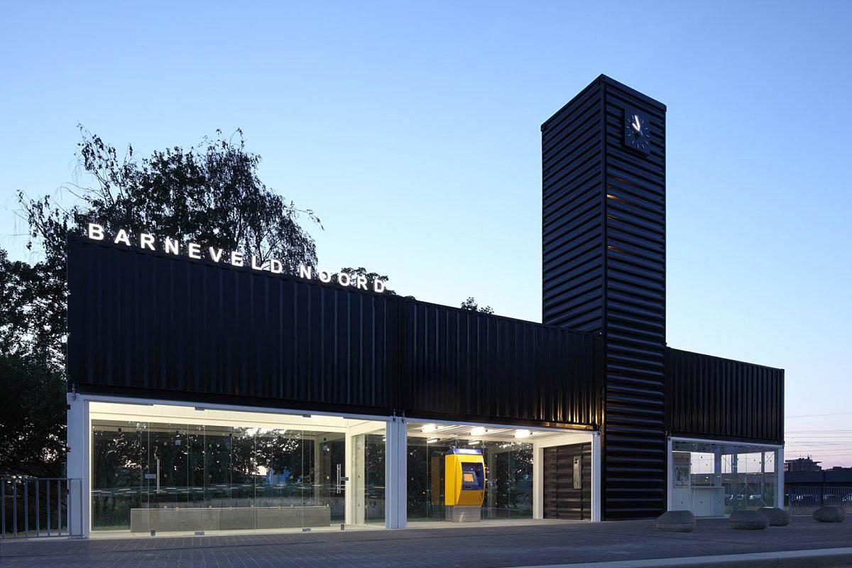 Station Barneveld Noord