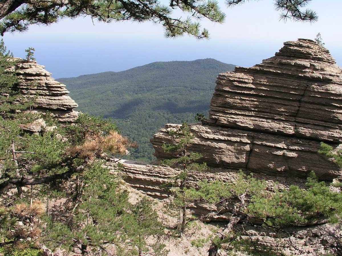 Таракташская тропа, Ялта, Крым