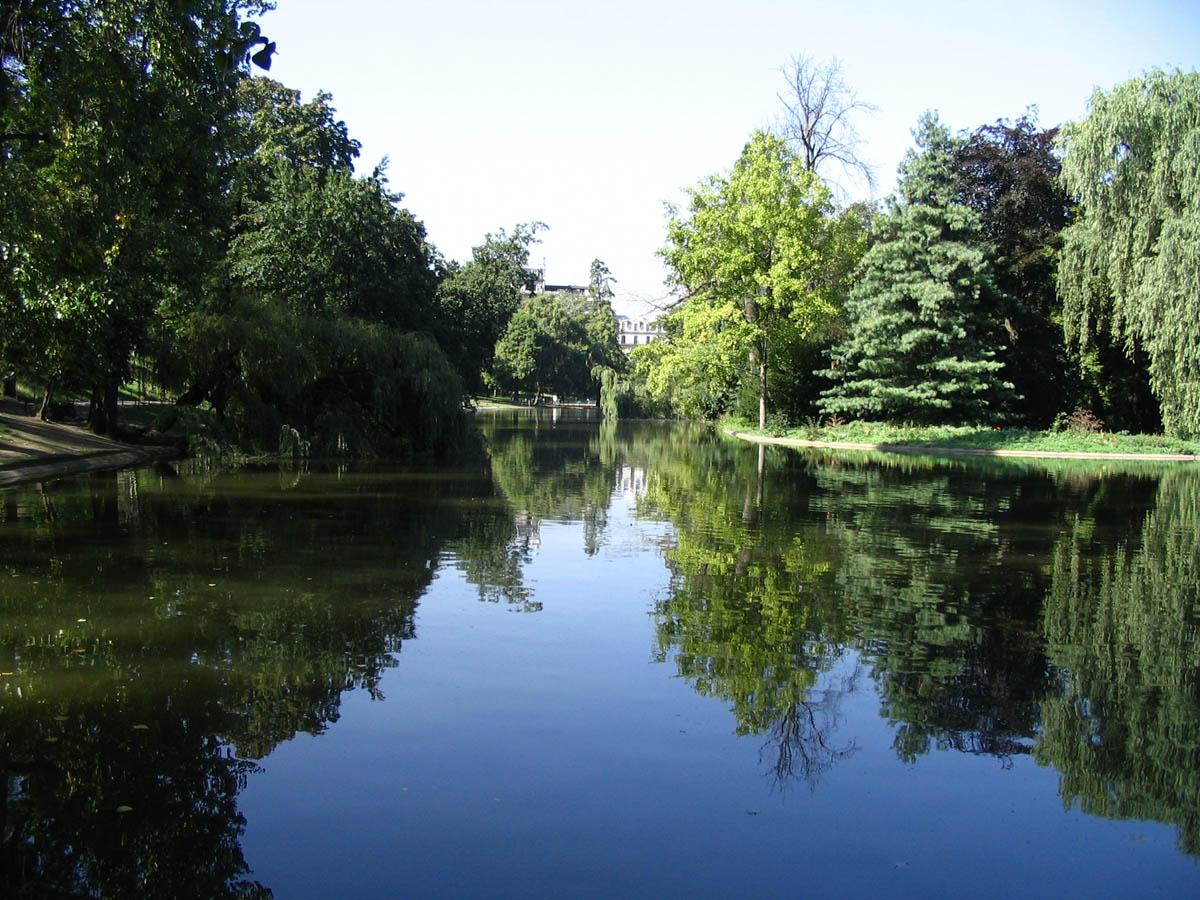 Венсенский лес, Париж