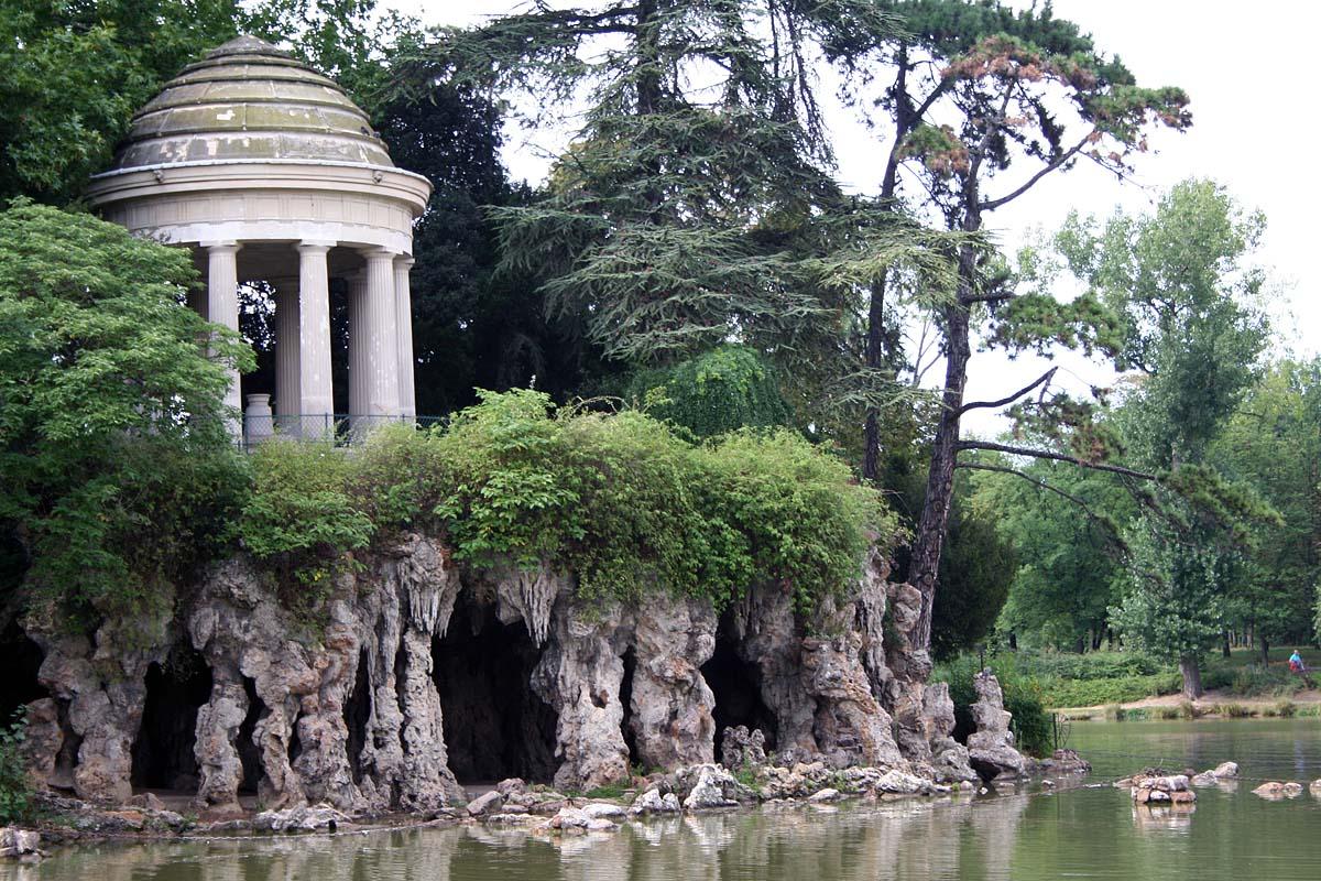 Венсенский лес в Париже