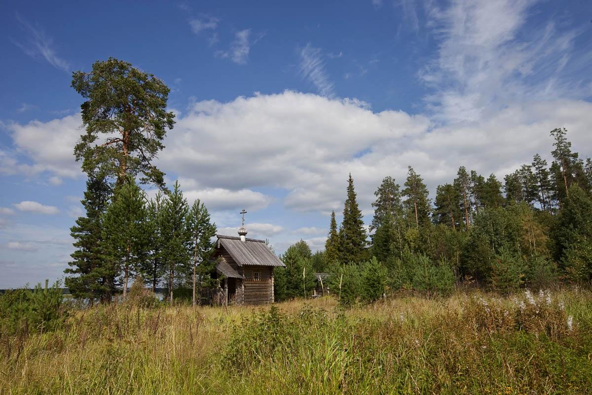 Водлозерский Национальный парк, Карелия, Россия