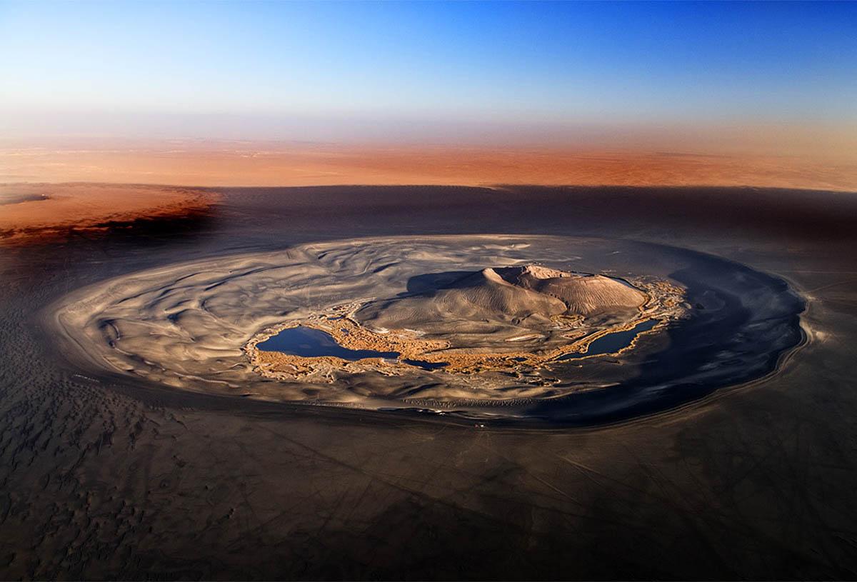 Waw-an-Namus, Libia