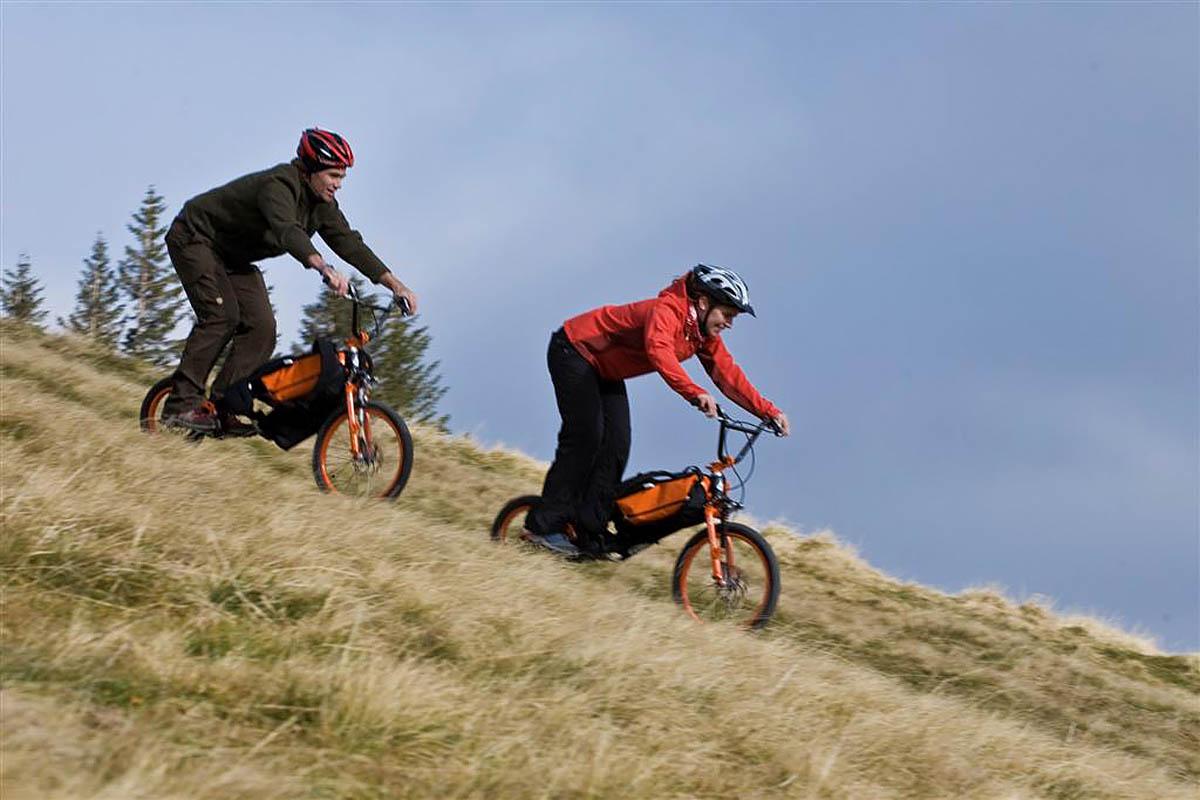 bike bad downhill