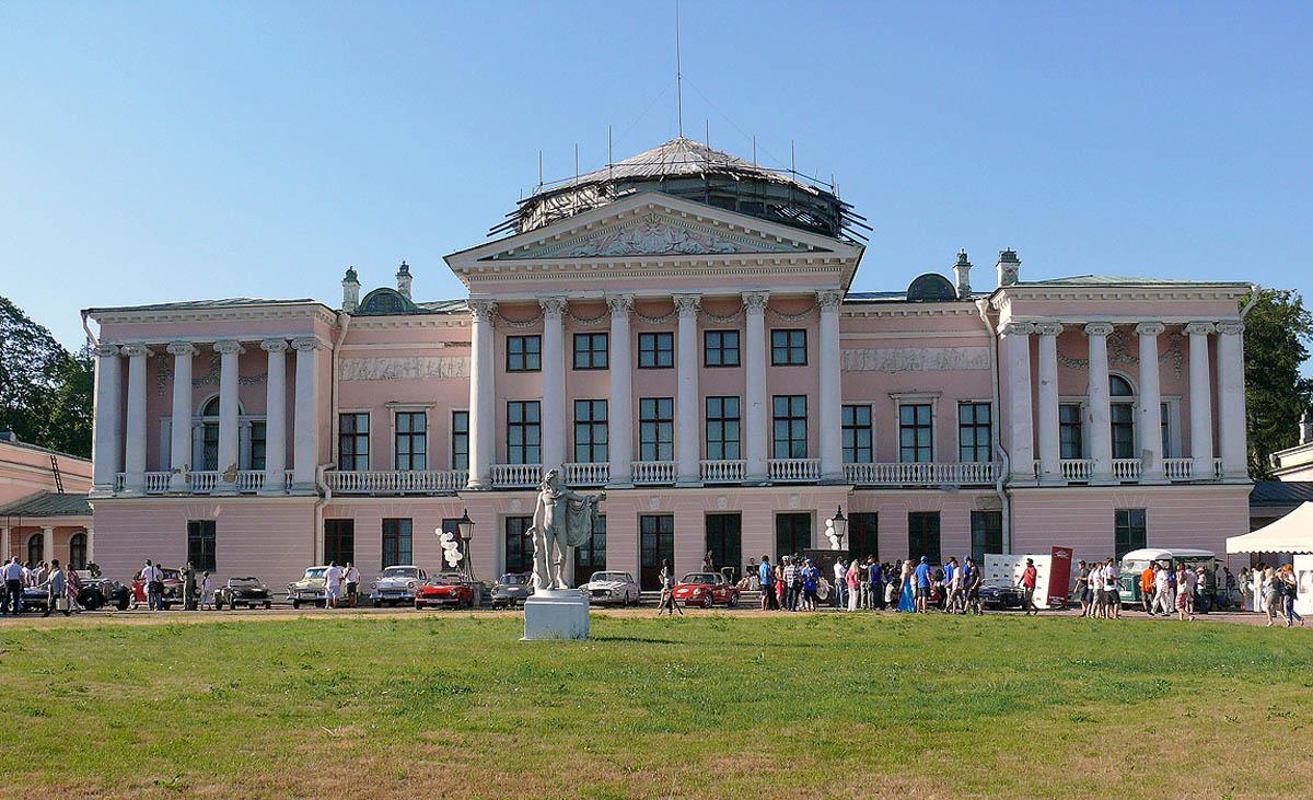 дворец Останкино
