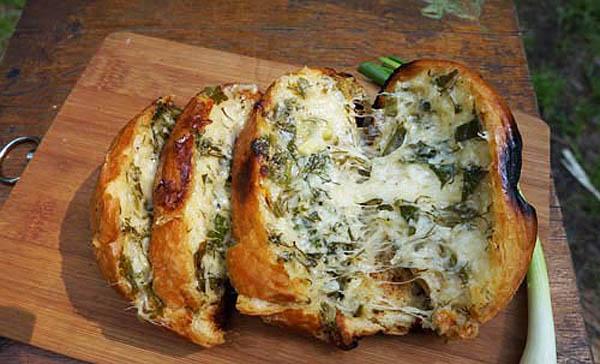 Бутерброды в фольге в духовке рецепт