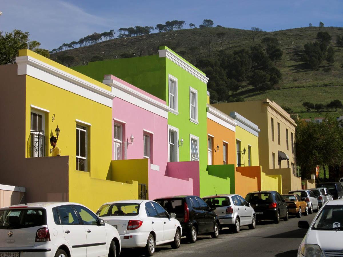 малайский квартал Бо-Каап, Кейптаун, ЮАР