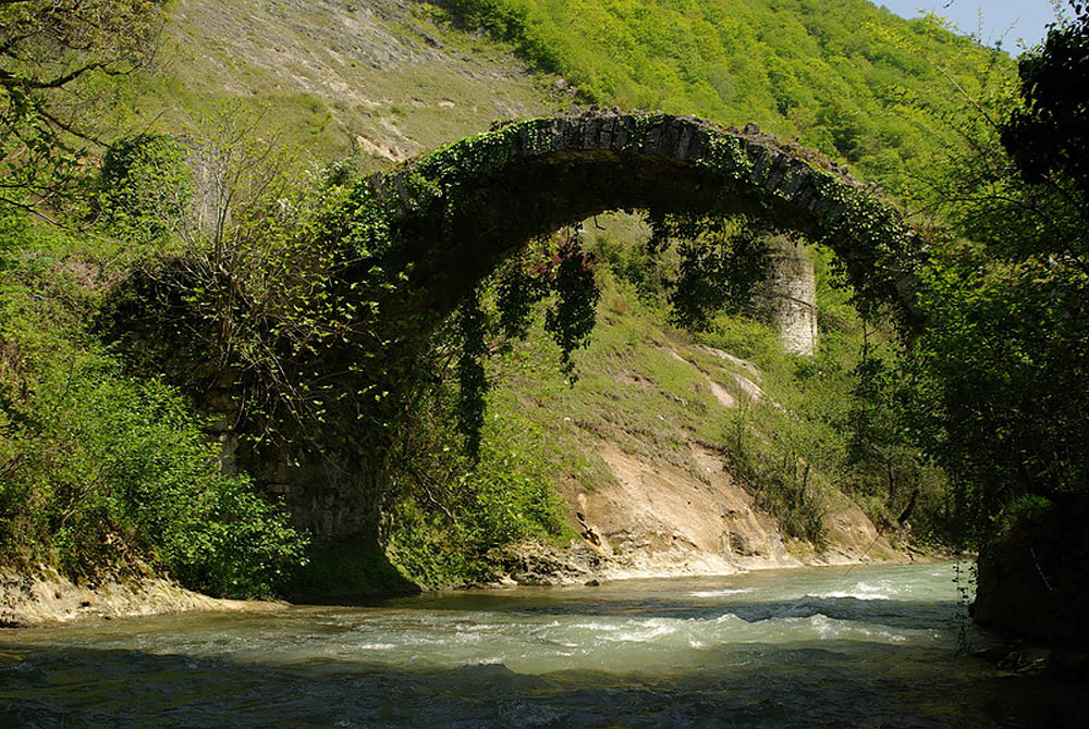 мост царицы Тамары, Батуми, Грузия