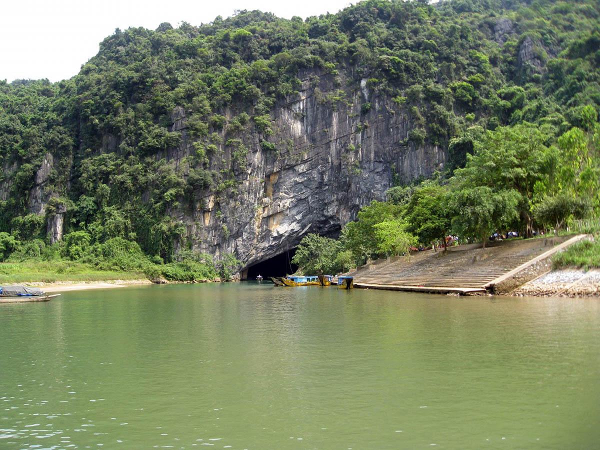 национальный парк Фонгня-Кебанг, Вьетнам