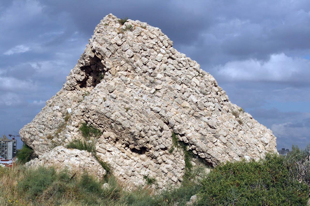 национальный парк Леуми в Израиле