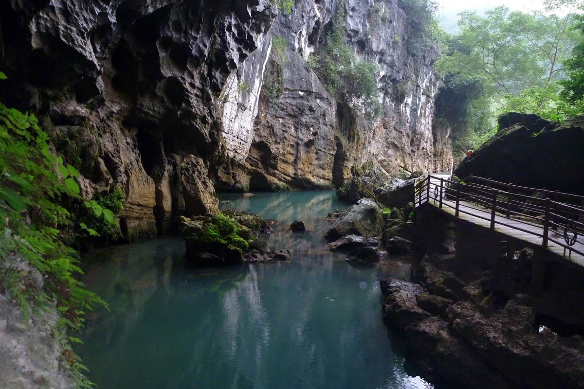 нацпарк Фонгня-Кебанг, Вьетнам