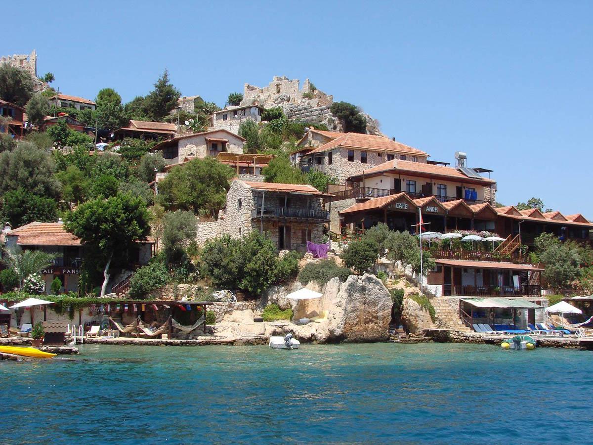 остров Кеков, Турция
