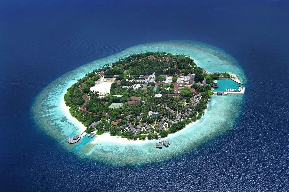 остров Куба Бандос, Мальдивы