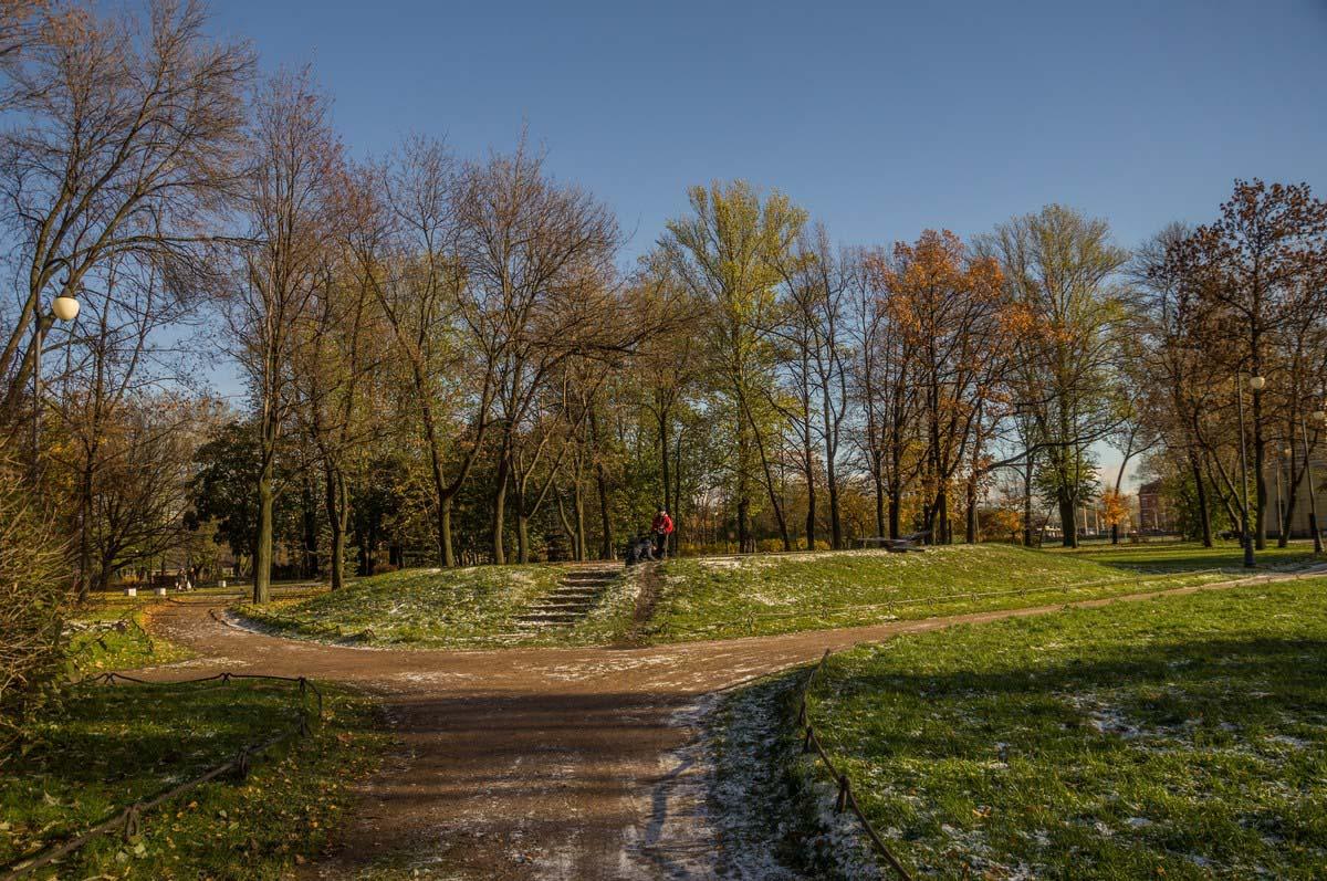 парк имени 9 января, Санкт-Петербург