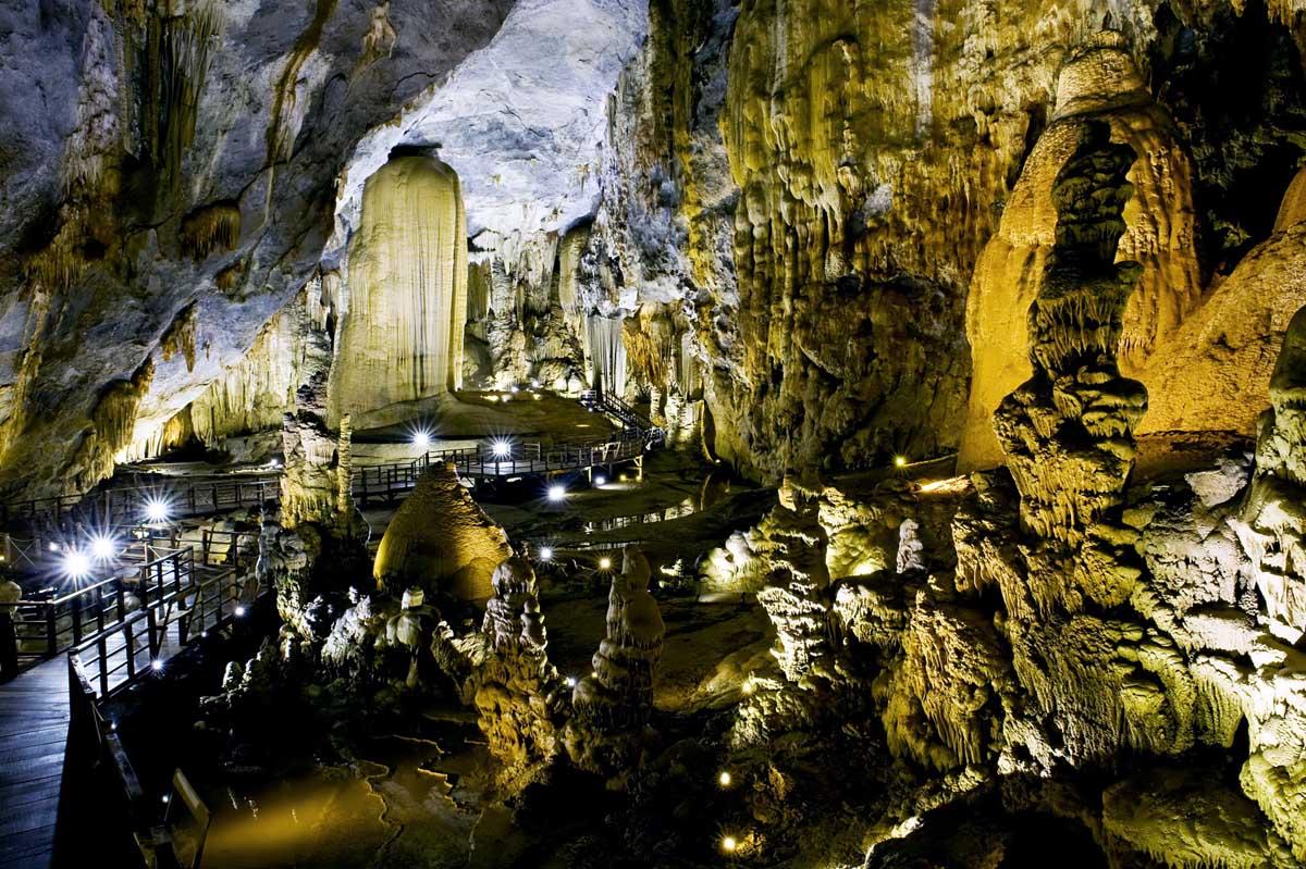 пещера Шон Доонг