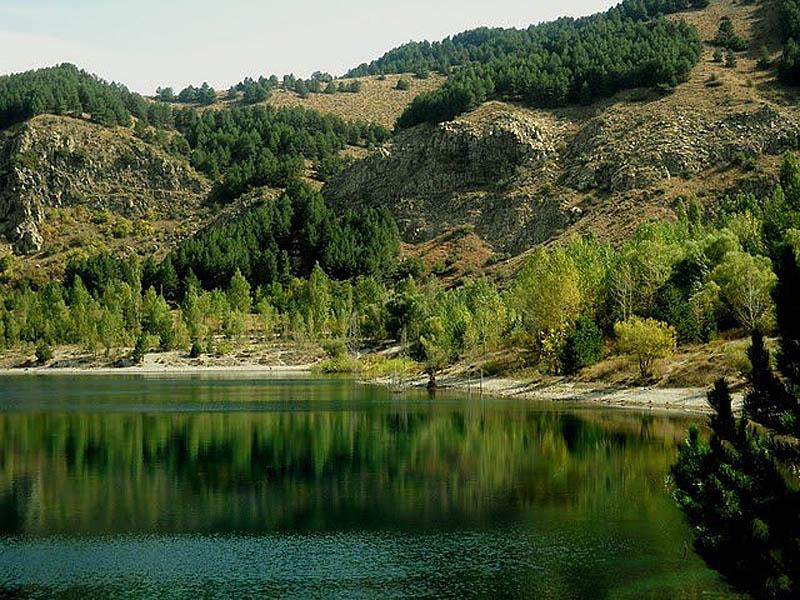 природный парк Гельджук, Турция