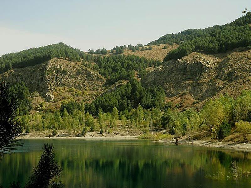 природный парк Гельджук в Турции