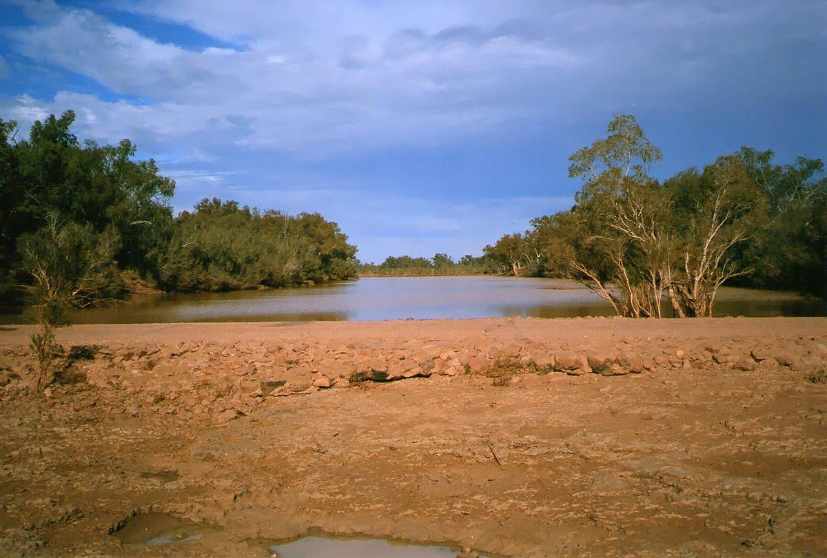 река Купер Крик, Австралия