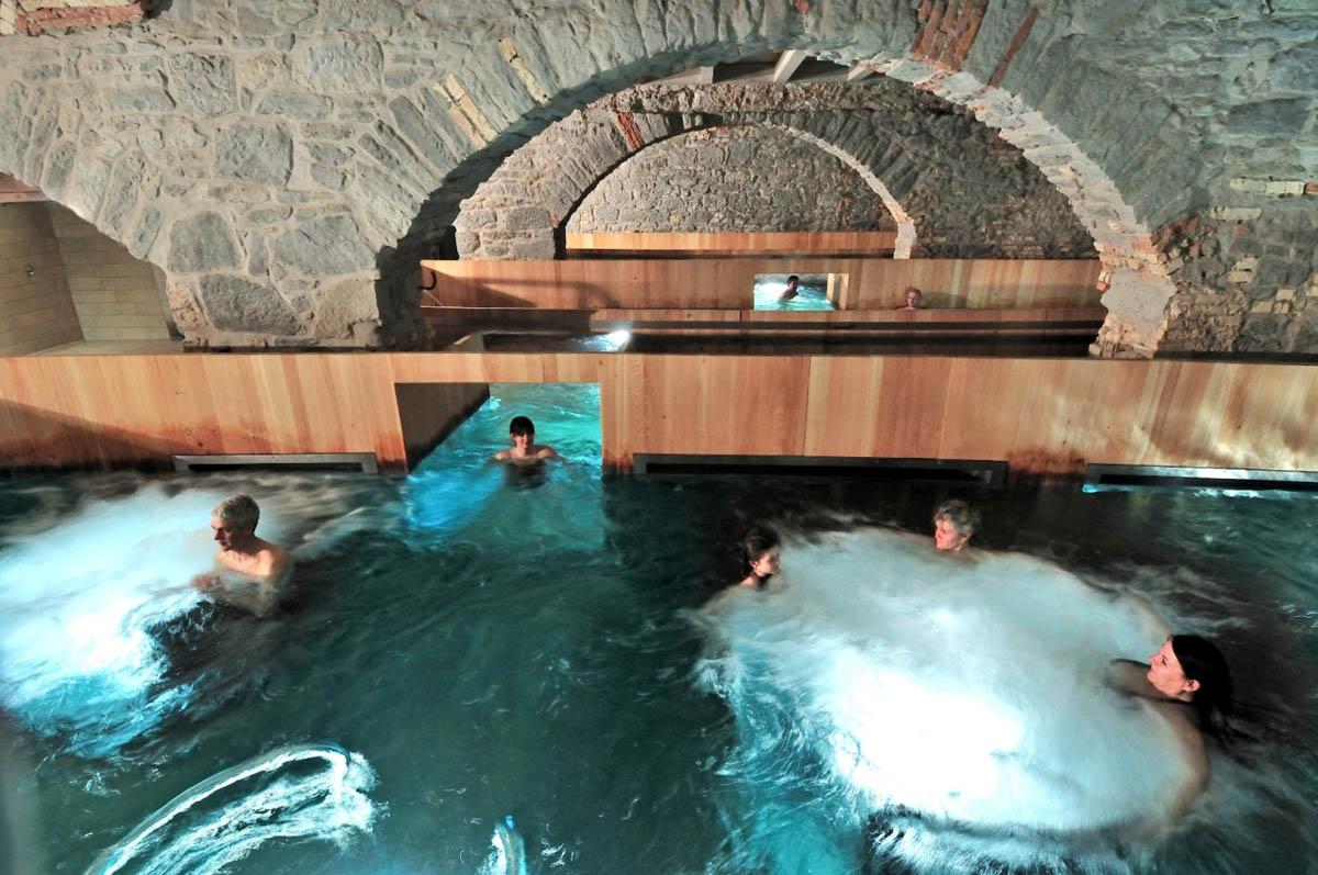 спа-центр Thermalbad & Spa Z?rich, Цюрих, Швейцария