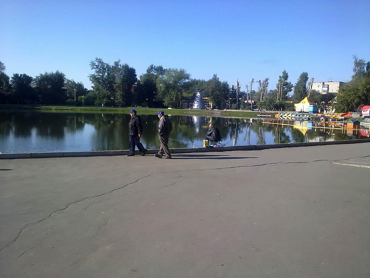 томское Белое озеро