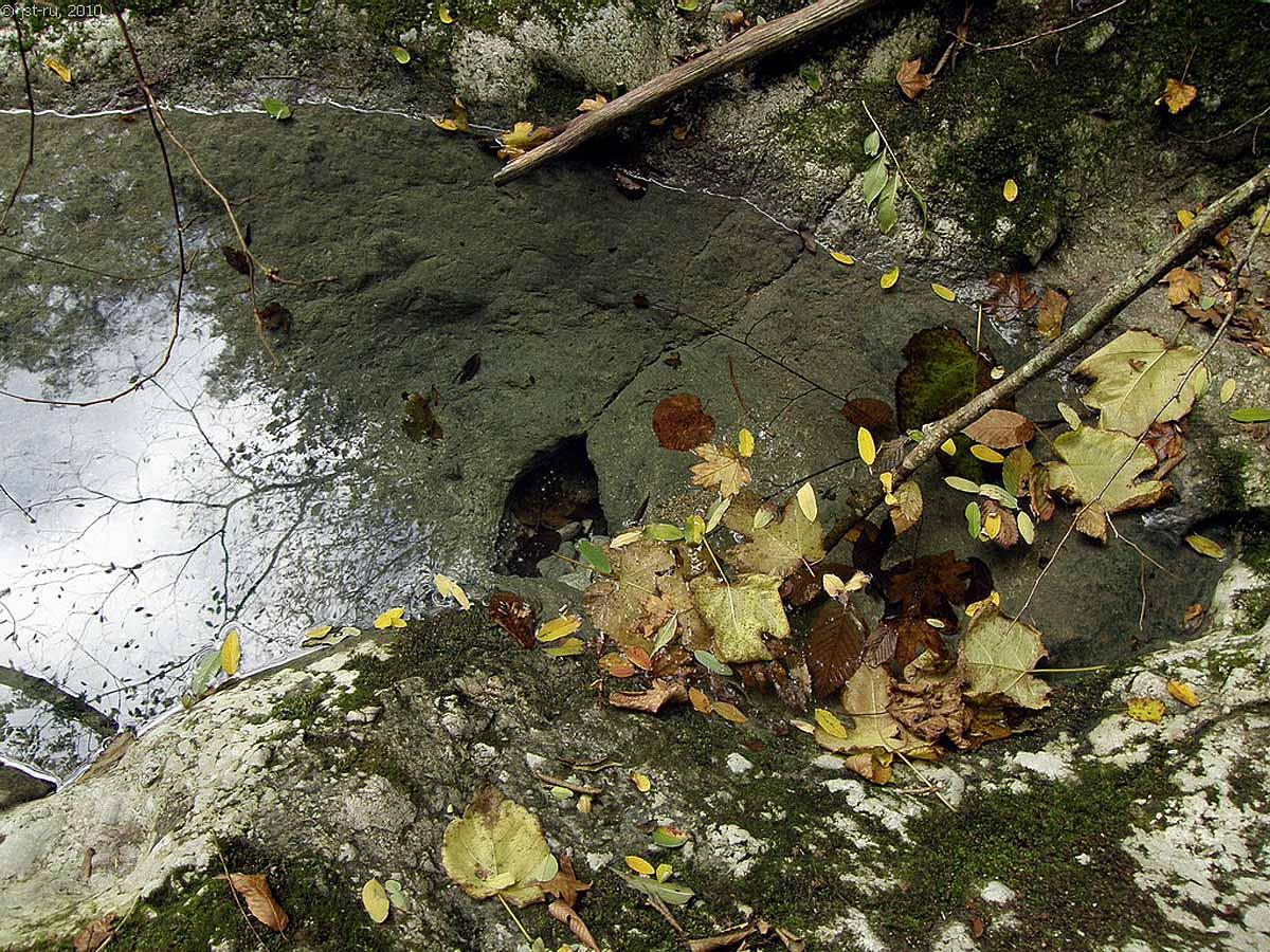 ущелье реки Цихерва, Гагра