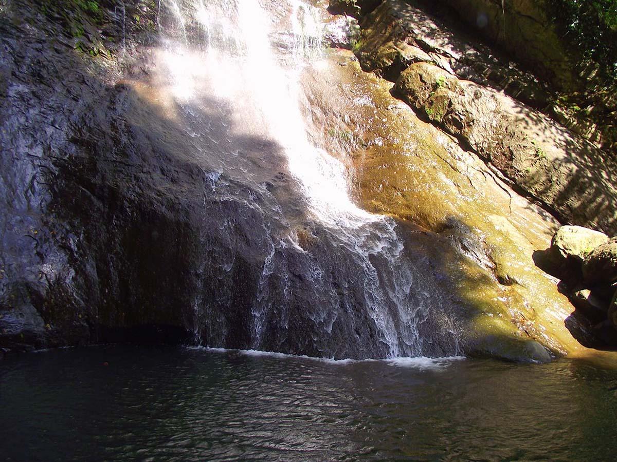 водопад Махунцети, Батуми, Грузия