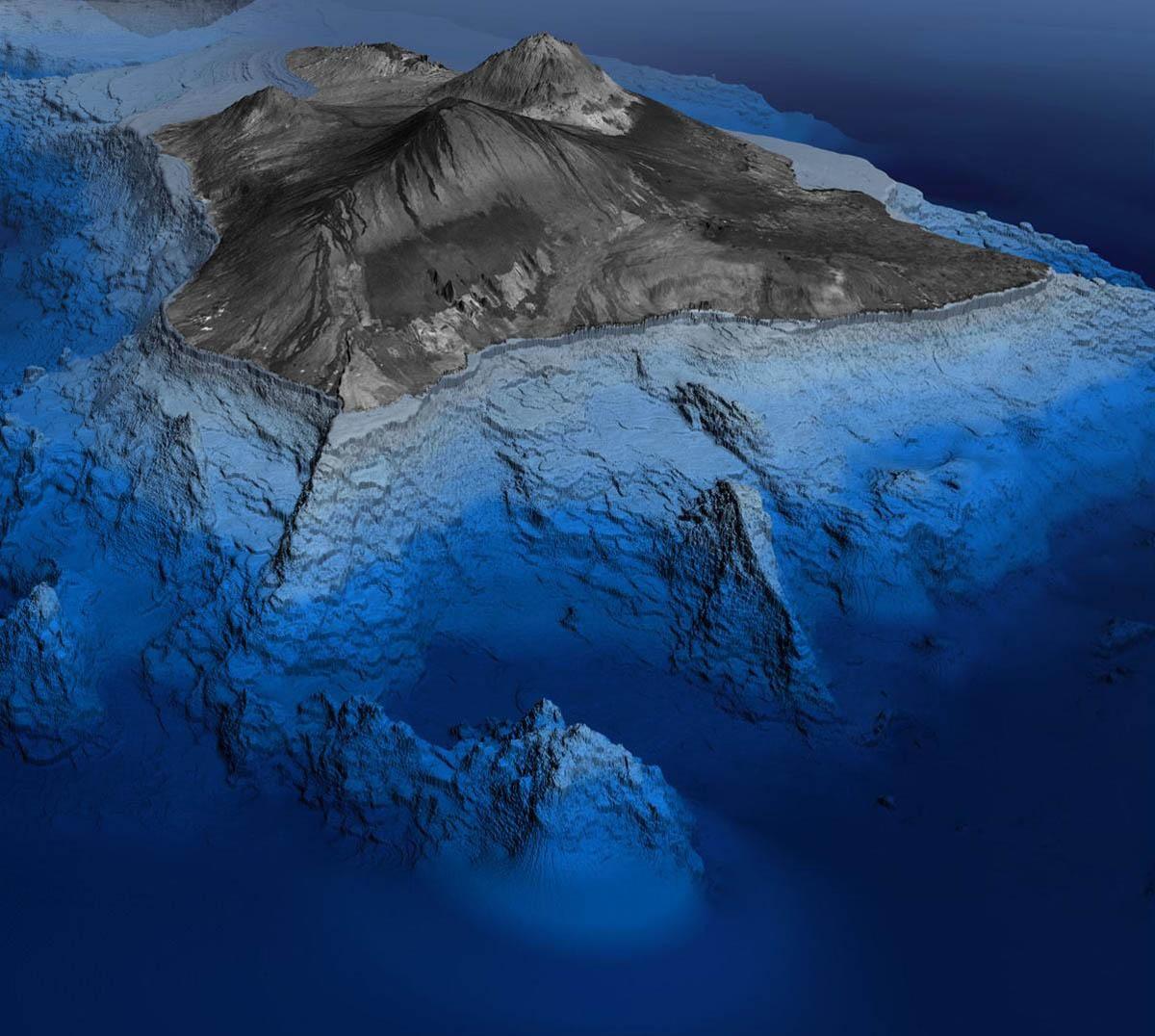 volcano Mauna Kea