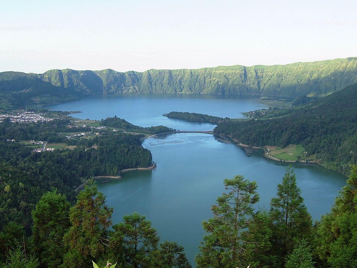 Азорские острова в Португалии