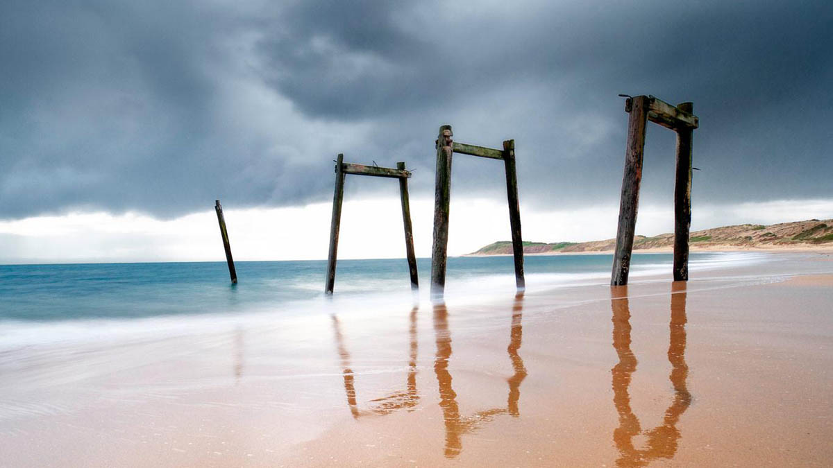 Cat Bay, Phillip Island, Victoria, Australia