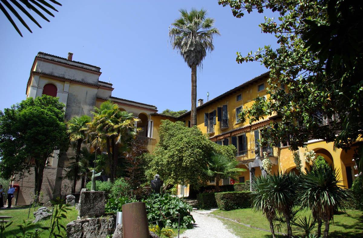 Gardone Riviera, Vittoriale degli italiani