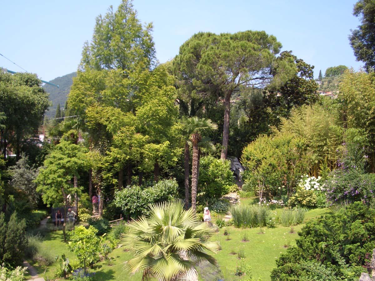 Giardino Botanico Andre Heller, Gardone Riviera