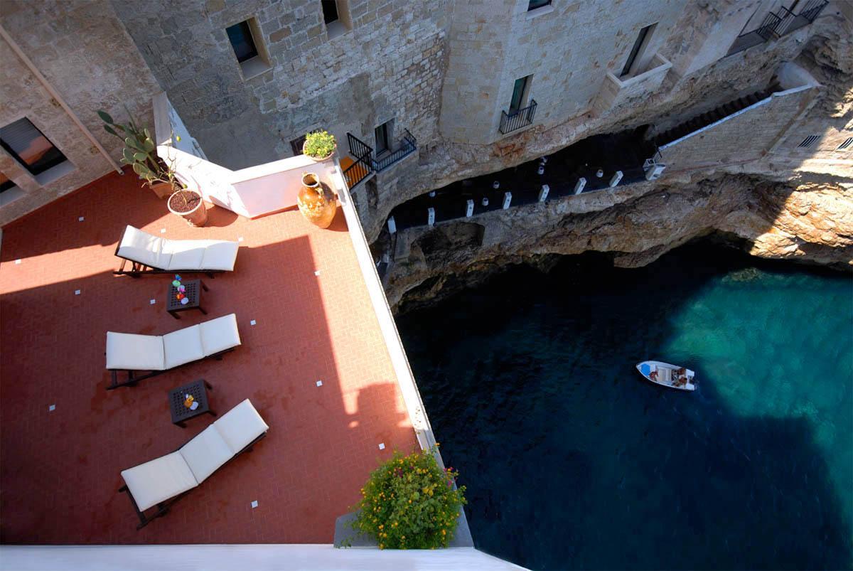 Hotel-Restaurante Grotta Palazzese