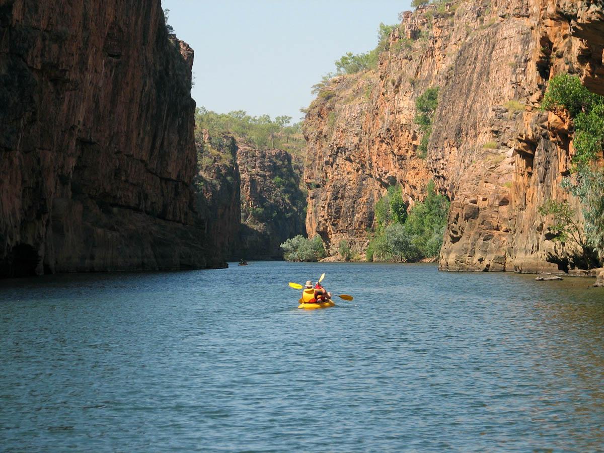Katherine Gorge, Nitmiluk National park, Australia